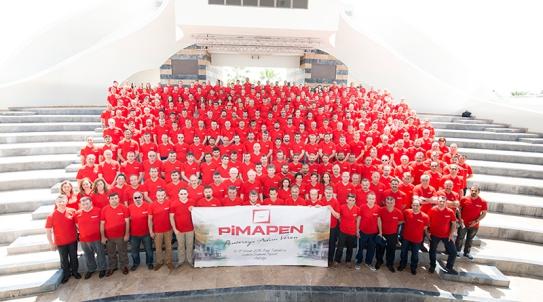 Pimapen Dealers Meet in Belek, Antalya