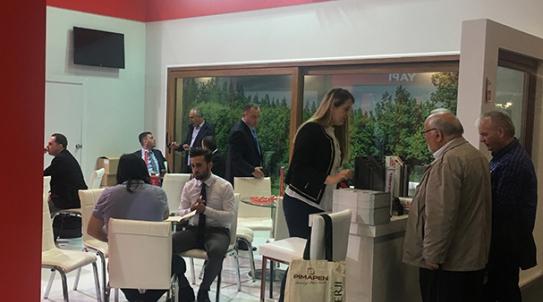 Pimapen Introduces Its Products at Deka Construction, Bursa