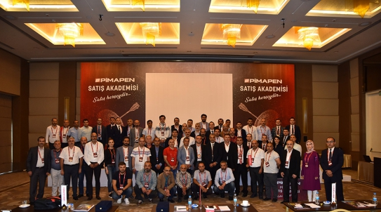 Pimapen Entertains Dealers throughout Turkey at the Seller Dealer Summit