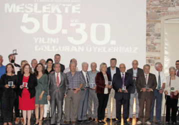 Mimarlar Odası İzmir Șubesi'nin Mimarlar Haftası Etkinlikleri, Bu Yılda Pimapen Sponsorluğunda Gerçeklești.
